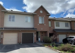 Real Estate Listing   85 FLOWERTREE CRESCENT Ottawa